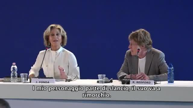 "Fonda e Redford: ""Our souls in the night"" per tornare assieme"
